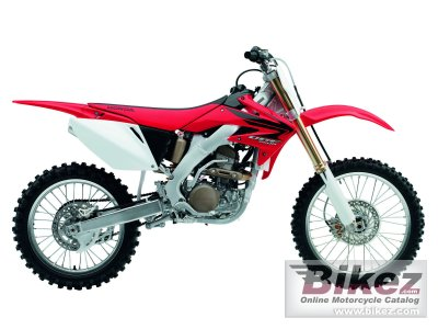 2007 Honda CRF 250 R photo