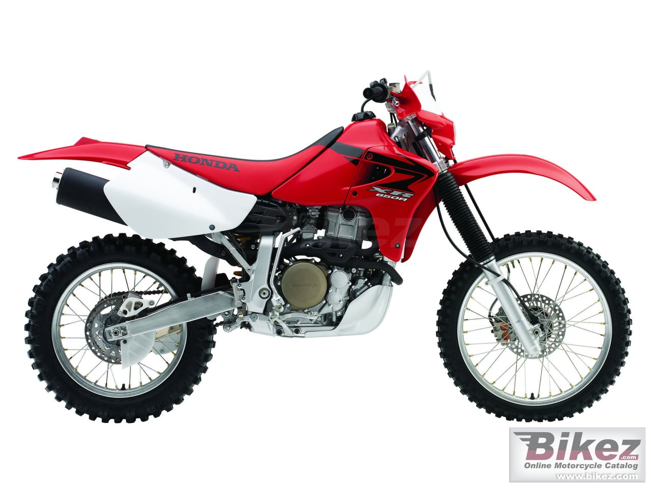 Big Honda xr 650 r picture and wallpaper from Bikez.com