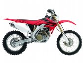 2007 Honda CRF 450 X photo