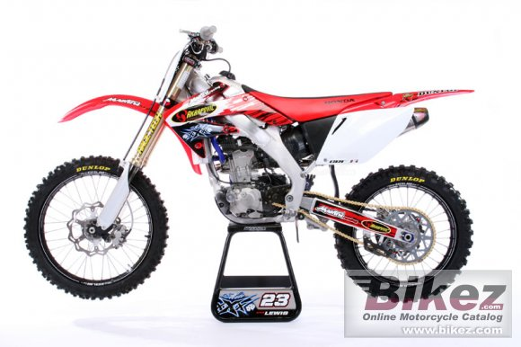 2007 Honda CRF 250 X photo