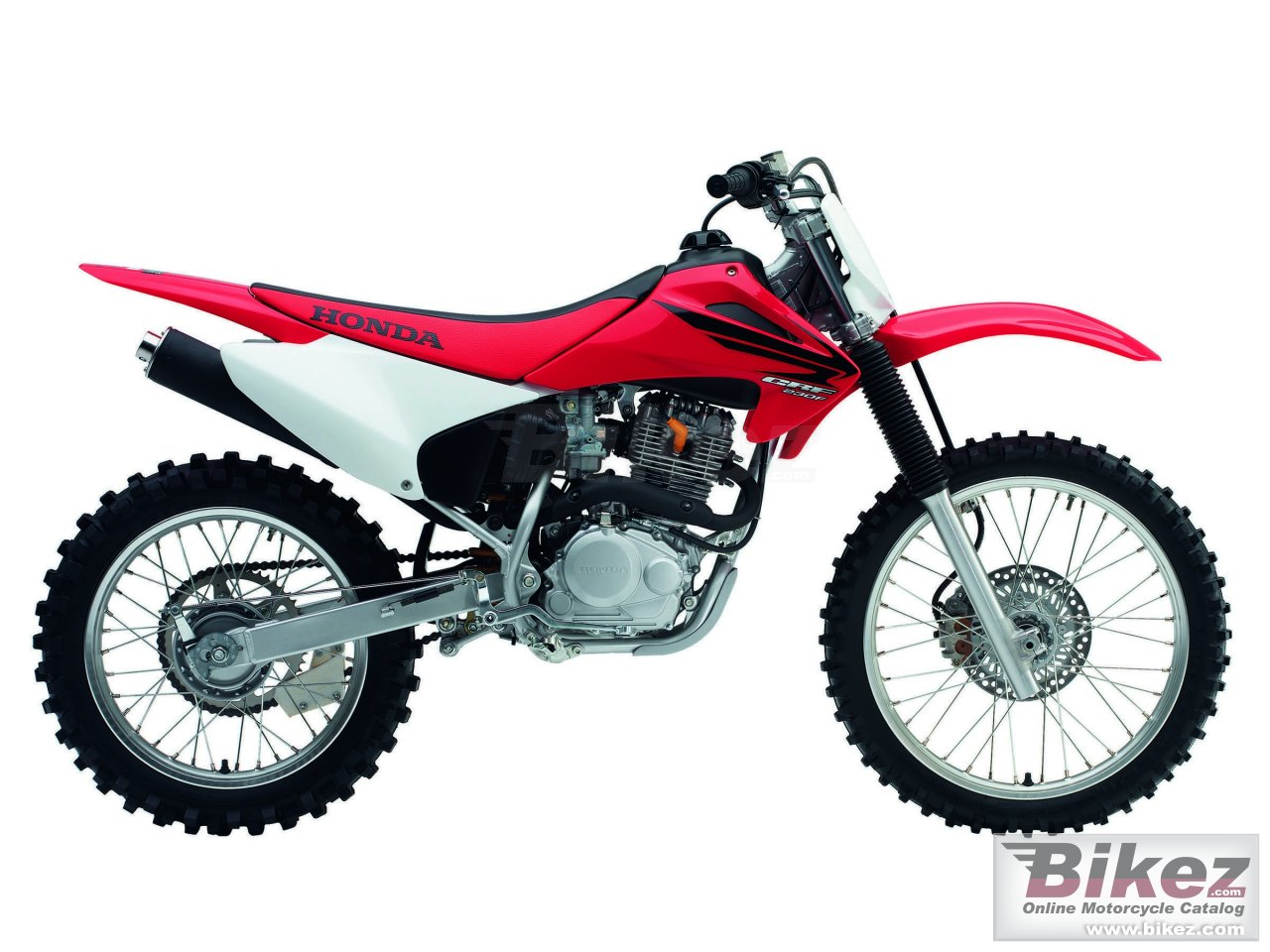 Big Honda crf 230 f picture and wallpaper from Bikez.com
