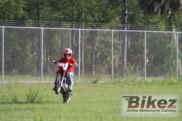2007 Honda CRF 150 F photo