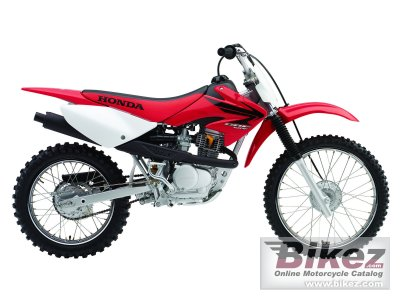 2007 Honda CRF 100 F photo
