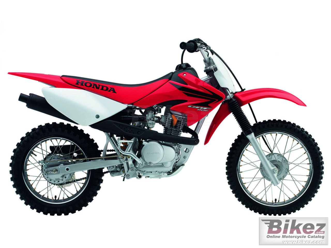 Big Honda crf 80 f picture and wallpaper from Bikez.com