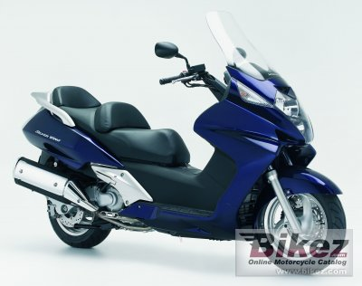 2007 Honda Silver Wing ABS photo