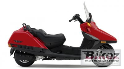 2007 Honda Helix photo