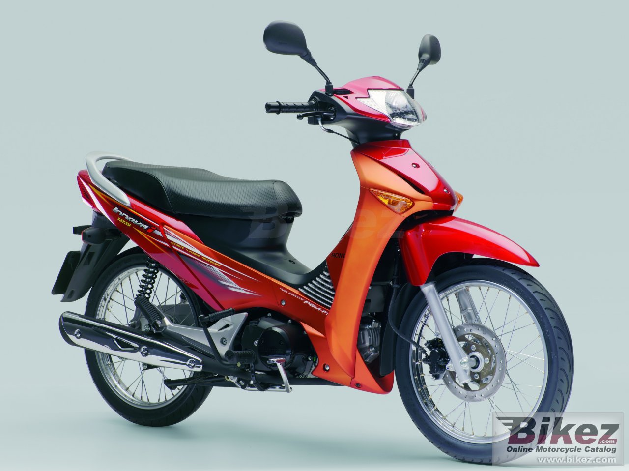 Big Honda anf 125 innova picture and wallpaper from Bikez.com