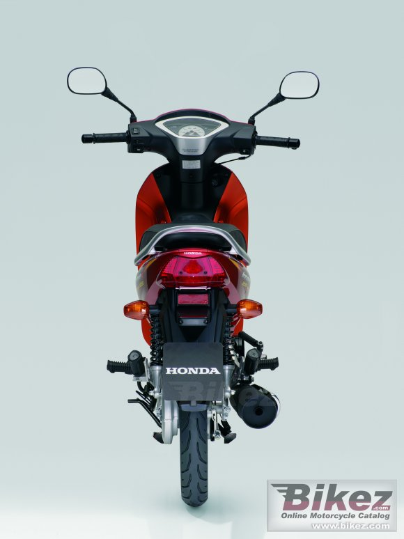 2007 Honda ANF 125 Innova photo