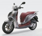 2007 Honda PS125i photo