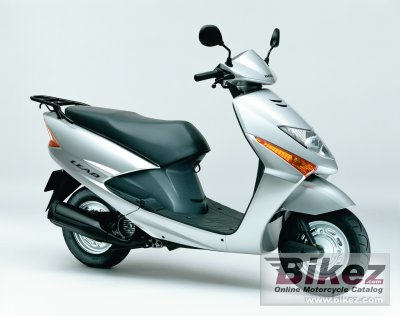2007 Honda SCV 100 Lead photo