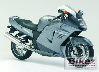 2007 Honda CBR 1100 XX Super Blackbird photo