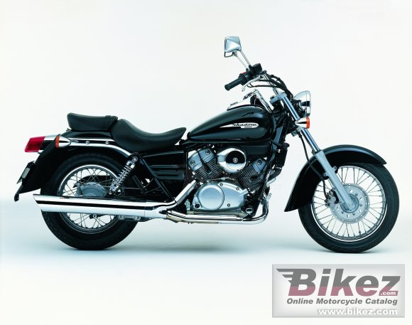 2007 Honda VT125C Shadow