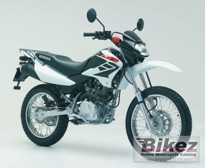 2007 Honda XR 125 photo