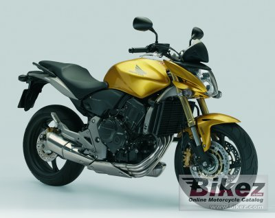 2007 Honda CB600F Hornet photo