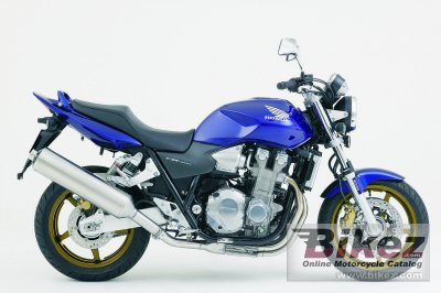2007 Honda CB 1300 photo