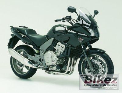 2007 Honda CBF1000F
