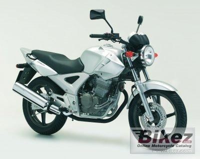 2007 Honda CBF250
