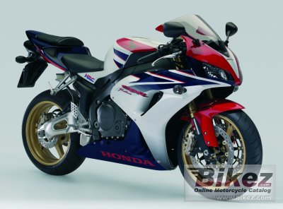 2007 Honda CBR 1000 RR Fireblade specifications and pictures