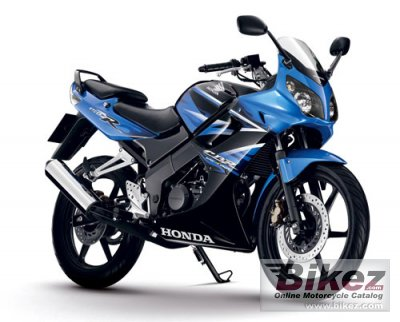 2007 Honda Cbr 150r Specifications And Pictures