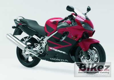 2007 Honda CBR600F