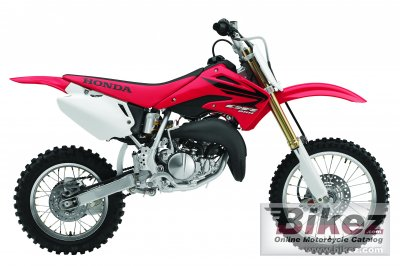 2007 Honda CR 85 R Specifications And Pictures