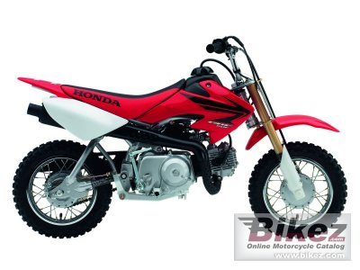 2007 Honda Crf 50 F Specifications And Pictures