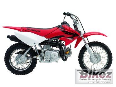2007 Honda CRF 70 F