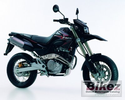 2007 Honda Fmx 650