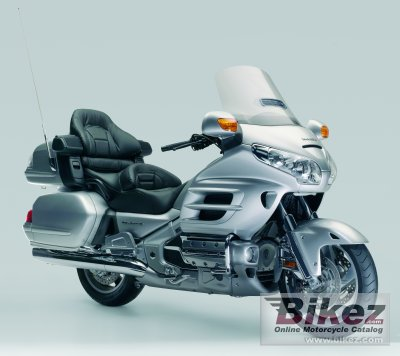 2007 Honda Gold Wing Airbag Specifications And Pictures