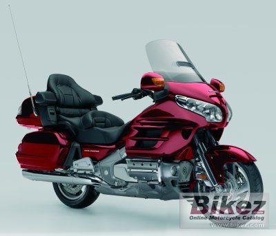 2007 Honda Gold Wing Audio-Comfort-Navi-ABS