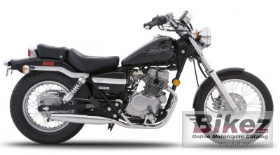 2007 honda rebel 250 specifications and pictures rh bikez com Honda Rebel 250 Accessories 2004 Honda Rebel 250 Stator