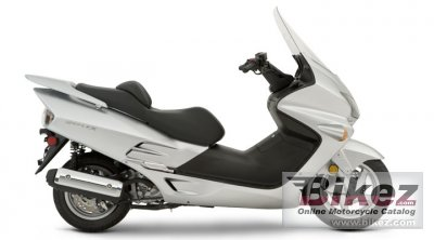 2007 Honda Reflex ABS