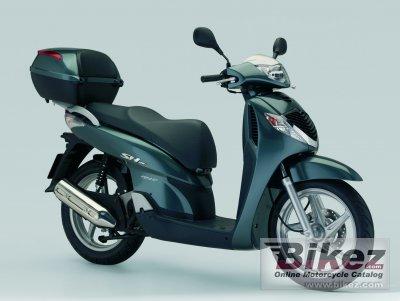 2007 Honda SH125i