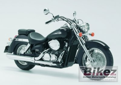 Awesome 2007 Honda Shadow 750