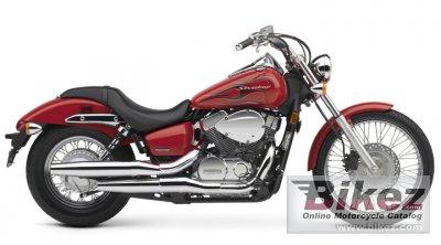 2007 Honda Shadow Spirit 750 Vt 750 C2 Specifications And