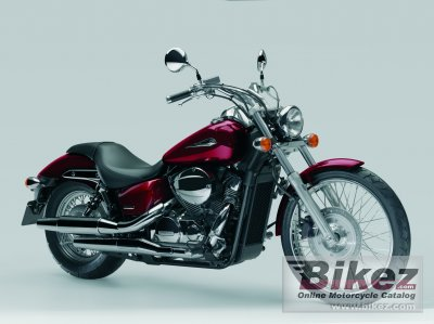 2007 Honda Shadow Spirit 750 DC (VT 750 DC) specifications