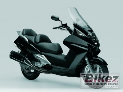 2007 Honda Silver Wing specifications and pictures
