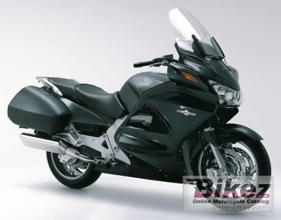 2007 honda st 1300 pan european specifications and pictures. Black Bedroom Furniture Sets. Home Design Ideas