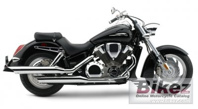 2007 Honda VTX 1800 R specifications and pictures