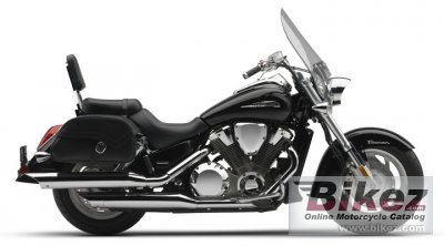 2007 Honda VTX 1800 T specifications and pictures