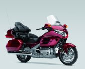 2008 Honda Gold Wing Audio Comfort Navi