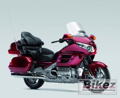 2008 Honda Gold Wing Audio Comfort Navi photo