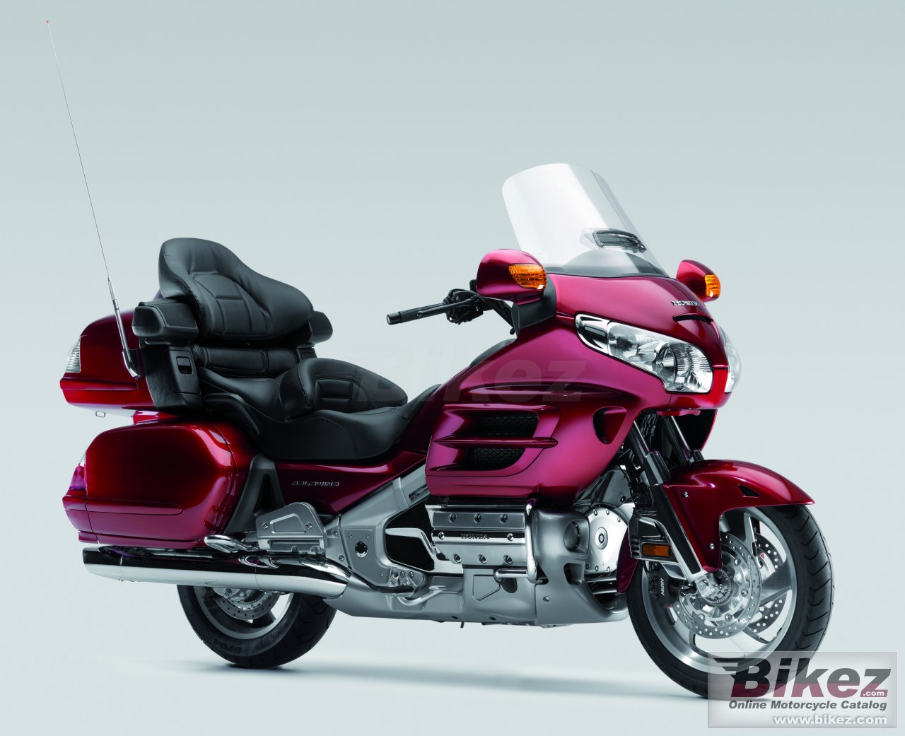 Honda Gold Wing Audio Comfort Navi
