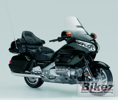 2008 Honda Gold Wing Airbag photo