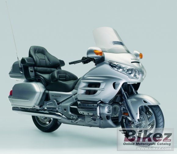 2008 Honda Gold Wing Airbag