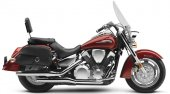 2008 Honda VTX1300T Touring photo