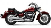 2008 Honda Shadow Aero photo
