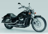 2008 Honda Shadow Spirit 750 photo