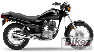 2008 Honda CB250 Nighthawk photo