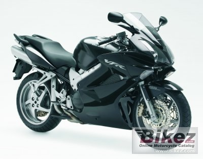 2008 Honda VFR 800 Interceptor ABS photo